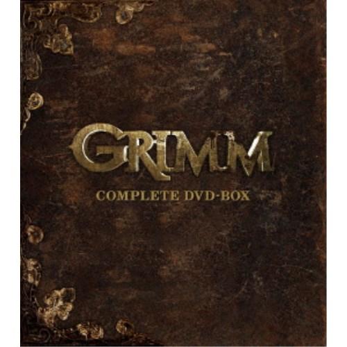 GRIMM/グリム コンプリート DVD-BOX 【DVD】
