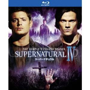 SUPERNATURAL IV スーパーナチュラル <フォース・シーズン> コンプリート・ボックス 【Blu-ray】