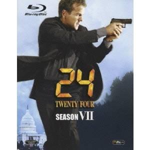 【送料無料】24-TWENTY FOUR- シーズンVII ブルーレイBOX 【Blu-ray】
