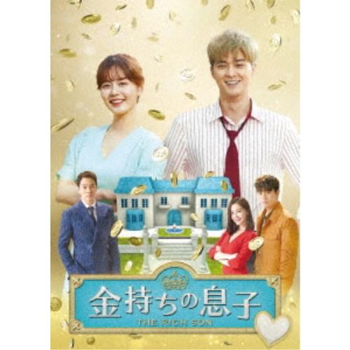 【送料無料】金持ちの息子 DVD-BOX3 【DVD】
