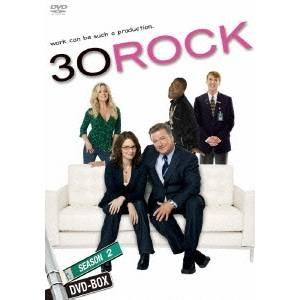 【送料無料】30 ROCK/サーティー・ロック シーズン2 DVD-BOX 【DVD】