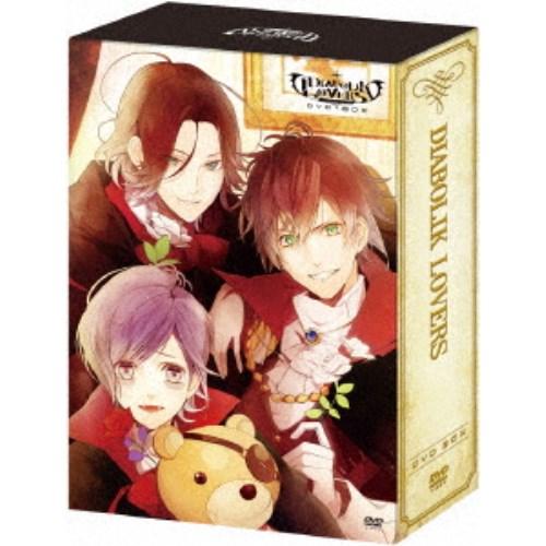 【送料無料】アニメ「DIABOLIK LOVERS」 DVD-BOX (初回限定) 【DVD】