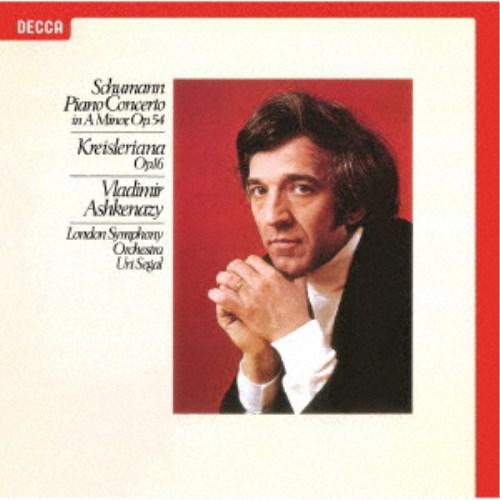 高級品 CD-OFFSALE ヴラディーミル アシュケナージ クライスレリアーナ シューマン:ピアノ協奏曲 ギフト CD