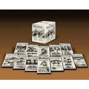 【送料無料】映画で振り返る第二次世界大戦DVD-BOX (初回限定) 【DVD】
