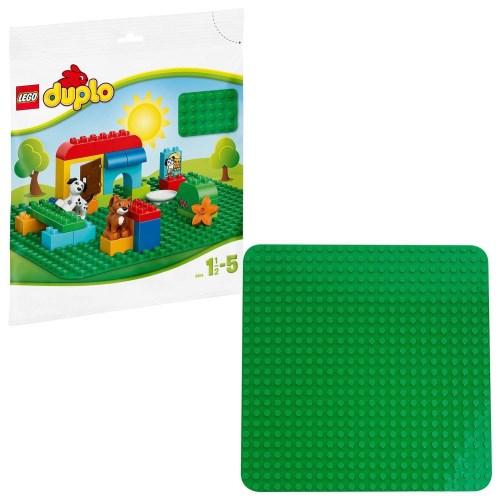 メーカー公式ショップ LEGO レゴ R デュプロ 基礎板 緑 1歳6ヶ月 全品送料無料 2304おもちゃ 子供 ブロック こども