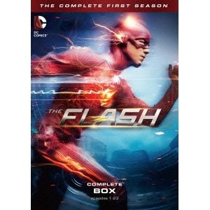 THE FLASH/フラッシュ <ファースト・シーズン> コンプリート・ボックス 【DVD】