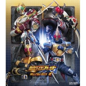 仮面ライダー剣 Blu-ray BOX 2 【Blu-ray】