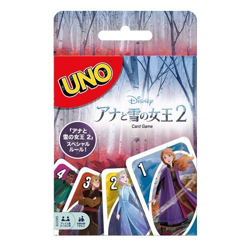 ウノ アナと雪の女王2 おもちゃ こども 子供 パーティ ゲーム 7歳