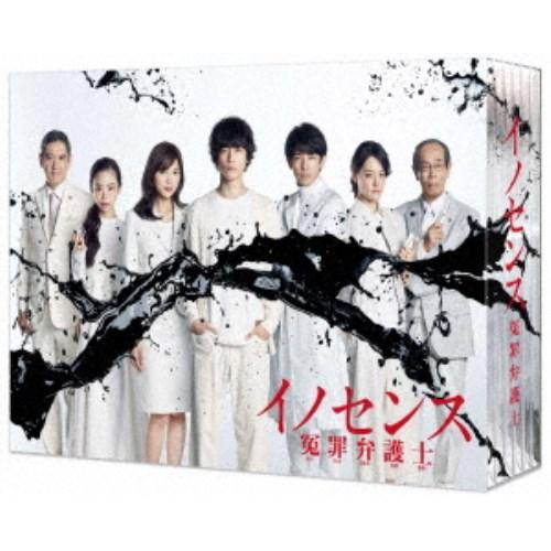 【送料無料】イノセンス 冤罪弁護士 Blu-ray BOX 【Blu-ray】