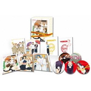 【送料無料】WORKING'!! WONDERFUL★Blu-ray BOX(初回限定) 【Blu-ray】