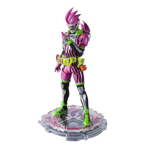 【送料無料】S.H.フィギュアーツ 仮面ライダーエグゼイド アクションゲーマー レベル2 -20 Kamen Rider Kicks Ver.- フィギュア 15歳
