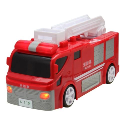 R 初回限定 C うんてんしちゃお 消防車おもちゃ 子供 低価格 5歳 ラジコン こども