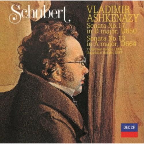 CD-OFFSALE ヴラディーミル アシュケナージ シューベルト:ピアノ 人気の定番 ソナタ第13番 CD 高い素材 ハンガリー風のメロディ 第17番 17のドイツ舞曲から
