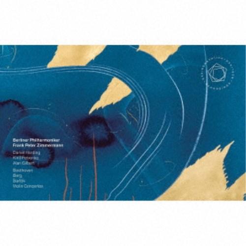 ベルリン 最安値 フィルハーモニー管弦楽団 人気海外一番 ベートーヴェン ベルク バルトーク:ヴァイオリン協奏曲 CD+Blu-ray