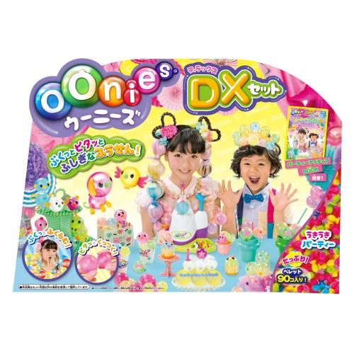 ウーニーズ デラックスセット 販売期間 限定のお得なタイムセール うきうきパーティー おもちゃ 割引 バラエティ 雑貨 5歳