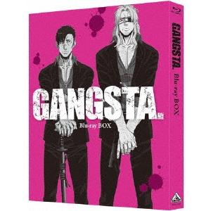 GANGSTA. Blu-ray BOX 【Blu-ray】