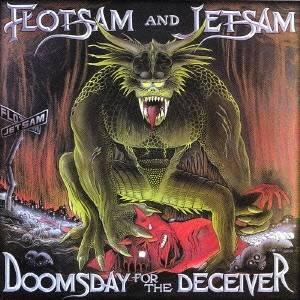 大決算セール CD-OFFSALE 専門店 フロットサム ジェットサム Doomsday for The CD Deceiver