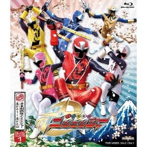 【送料無料】手裏剣戦隊ニンニンジャー Blu-ray COLLECTION 1 【Blu-ray】