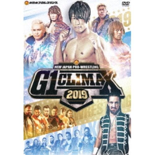 G1 CLIMAX 2019 【DVD】