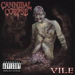 ハイクオリティ おすすめ CD-OFFSALE カンニバル コープス CD VILE