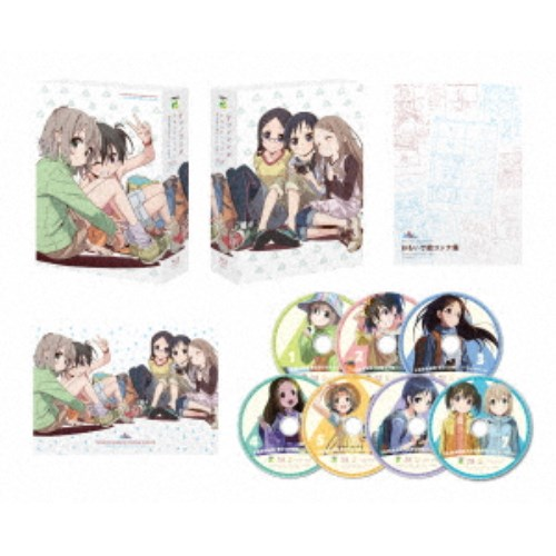 【送料無料】ヤマノススメ セカンドシーズン 全巻登頂Blu-ray BOX 【Blu-ray】