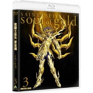 ランキングTOP5 聖闘士星矢 黄金魂 -soul 本日の目玉 of Blu-ray 3《特装限定版》 gold- 初回限定