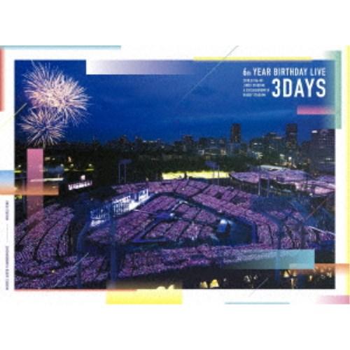 乃木坂46/乃木坂46 6th YEAR BIRTHDAY LIVE 2018.07.06-08 JINGU STADIUM & CHICHIBUNOMIYA RUGBY STADIUM《完全生産限定版》 (初回限定) 【Blu-ray】
