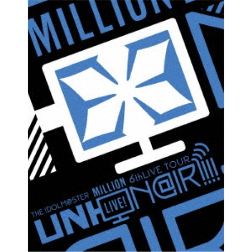 THE IDOLM@STER MILLION LIVE! 6thLIVE TOUR UNI-ON@IR!!!! LIVE Blu-ray Fairy STATION @FUKUOKA 【Blu-ray】