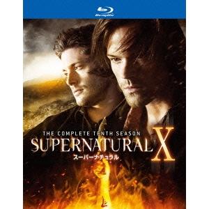 【送料無料】SUPERNATURAL X スーパーナチュラル <テン・シーズン> コンプリート・ボックス 【Blu-ray】