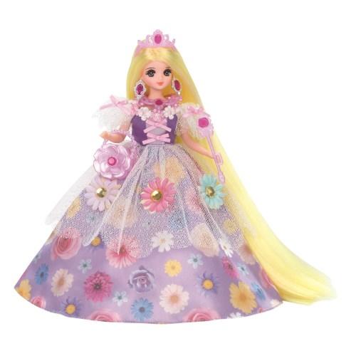 リカちゃん ゆめみるお姫さま シャイニーフローラルみゆちゃんおもちゃ こども 完売 子供 人形遊び 女の子 買取