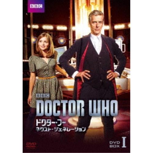 【DVD】 【送料無料】ドクター・フー DVD-BOX1 ネクスト・ジェネレーション