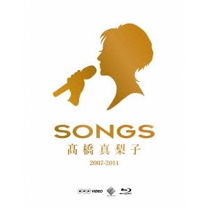 【送料無料】高橋真梨子/SONGS 高橋真梨子 2007-2014 【Blu-ray】