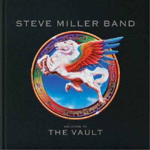 スティーヴ・ミラー・バンド/ウェルカム・トゥ・ザ・ヴォルト《完全生産限定盤》 (初回限定) 【CD+DVD】