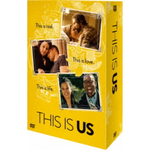 【送料無料】THIS IS US/ディス・イズ・アス 36歳、これから DVDコレクターズBOX 【DVD】