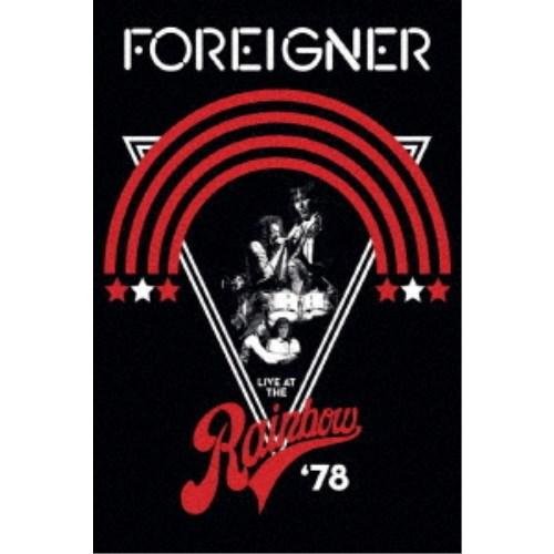 フォリナー/ライヴ・アット・ザ・レインボー1978 (初回限定) 【Blu-ray】