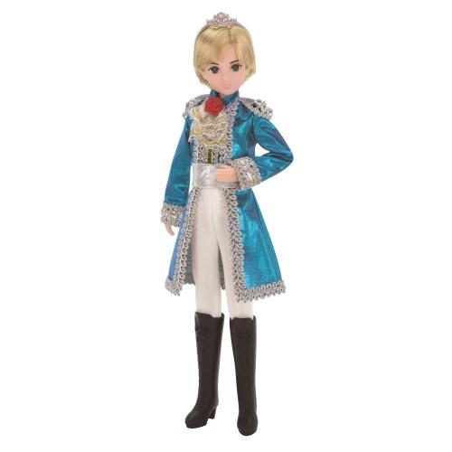 即納 リカちゃん ゆめみるお姫さま 感謝価格 あこがれの王子さまハルトくん おもちゃ こども 女の子 子供 3歳 人形遊び