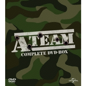 【送料無料】特攻野郎Aチーム コンプリート DVD BOX 【DVD】