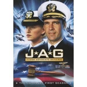 【送料無料】JAG 犯罪捜査官ネイビーファイル シーズン1 <日本語完全版> 【DVD】