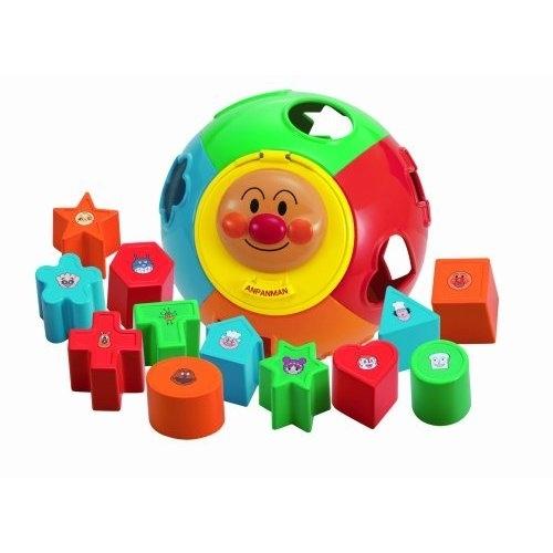 アンパンマン NEW まるまるパズル セール価格 おもちゃ こども 勉強 子供 1歳6ヶ月 知育 2020秋冬新作