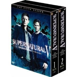 SUPERNATURAL V スーパーナチュラル <フィフス・シーズン> コンプリート・ボックス 【DVD】