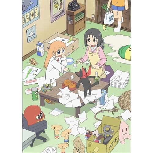 【送料無料】日常 DVD-BOX コンプリート版 【DVD】
