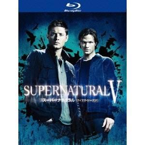 【送料無料】SUPERNATURAL V スーパーナチュラル <フィフス・シーズン> コンプリート・ボックス 【Blu-ray】