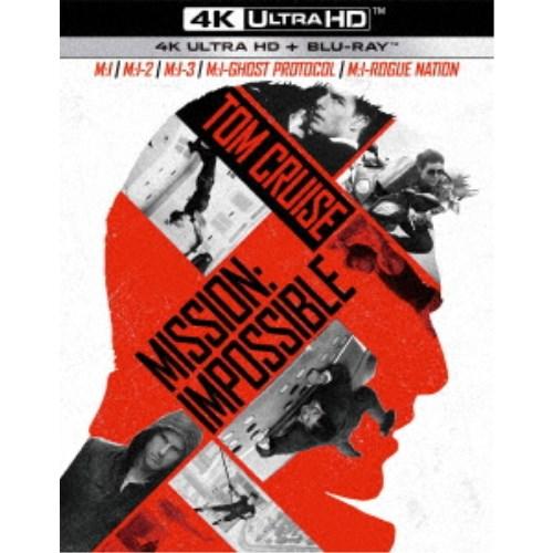ミッション:インポッシブル 5 ムービー・コレクション UltraHD 【Blu-ray】