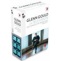 【送料無料】グレン・グールド・オン・テレヴィジョン カナダ放送協会全映像1954-1977(初回限定) 【DVD】
