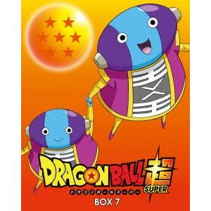 【送料無料】ドラゴンボール超 Blu-ray BOX7 【Blu-ray】