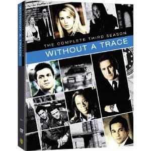 【送料無料】WITHOUT A TRACE/FBI 失踪者を追え!<サード・シーズン> コレクターズ・ボックス 【DVD】