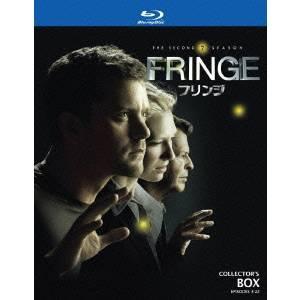 【送料無料】FRINGE/フリンジ<セカンド・シーズン> コレクターズ・ボックス 【Blu-ray】