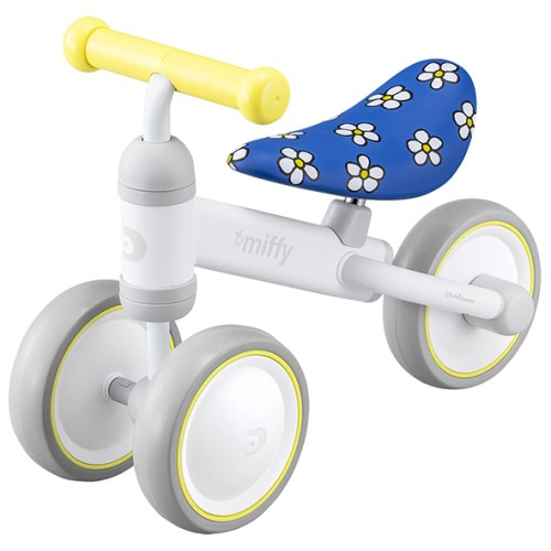 D-bike mini プラス miffyおもちゃ こども 1歳 子供 在庫限り 勉強 知育 出色 ミッフィー