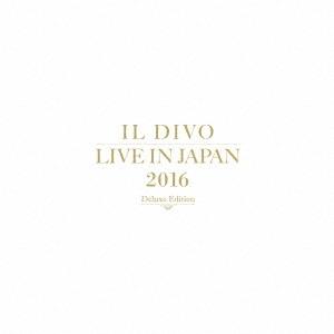 イル・ディーヴォ/ライヴ・アット武道館2016 デラックス・エディション《完全生産限定盤》 (初回限定) 【CD】