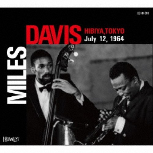 MILES DAVIS HIBIYA,TOKYO 当店限定販売 July 公式サイト 12, 1964 CD